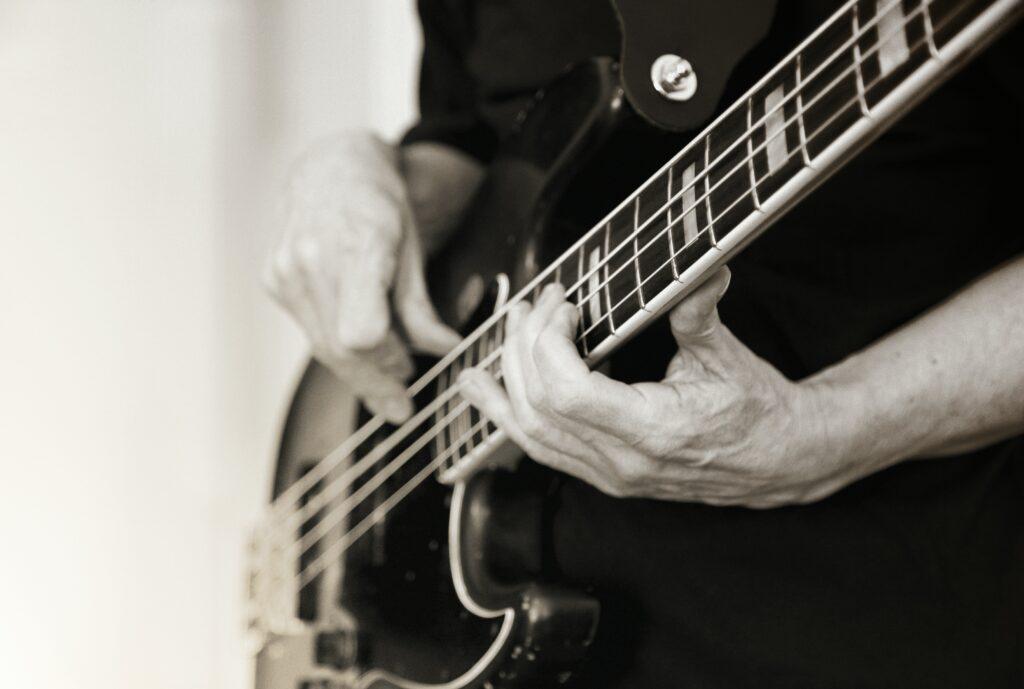 E-Bassunterricht Berlin